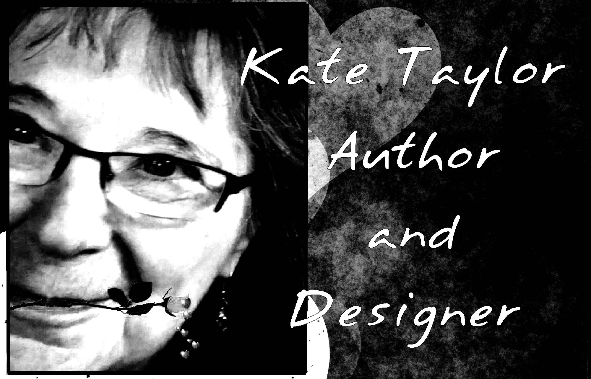 photograph of author Kate Taylor